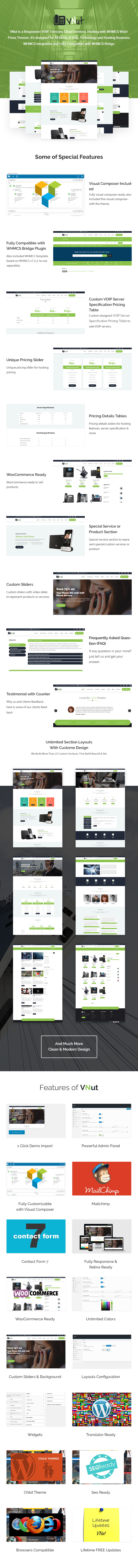 VOIP Telecom, Cloud Services, WordPress Themes | ThemeLooks